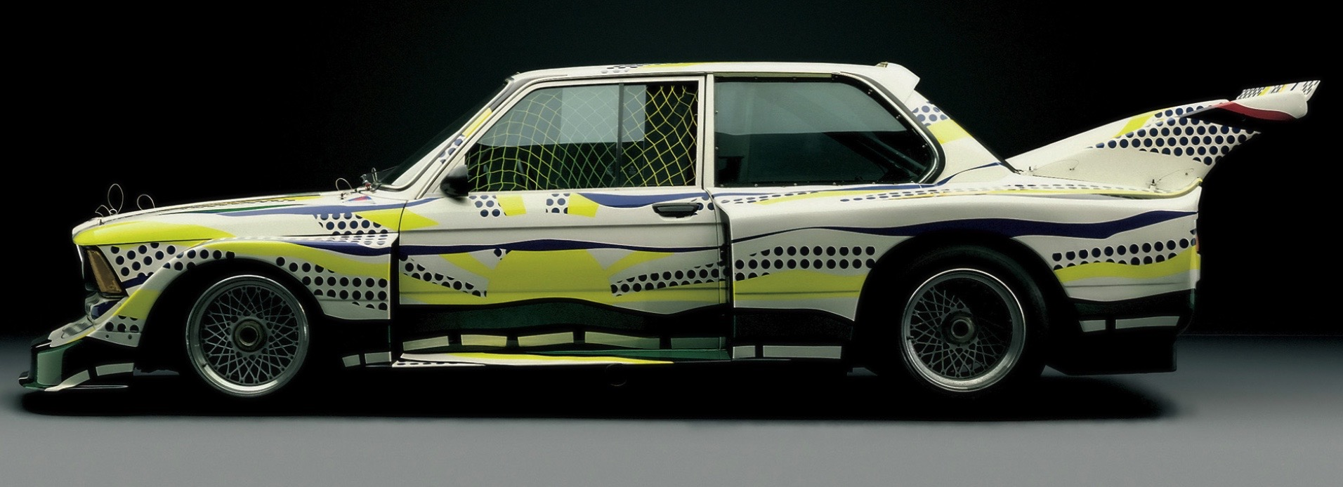 Roy Lichtenstein bmw art car15
