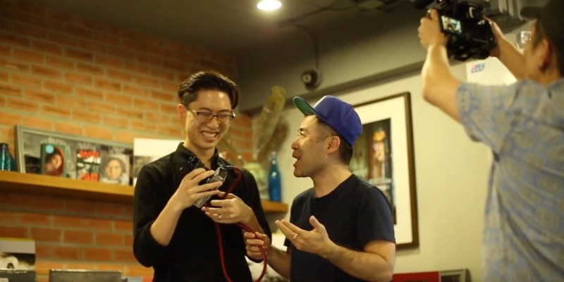 Interview with ERIC KIM in Bangkok by BIGHEADTACO