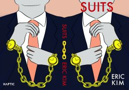 SUITS, published by HAPTIC PRESS