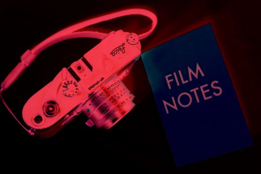 FILM NOTES by HAPTICPRESS