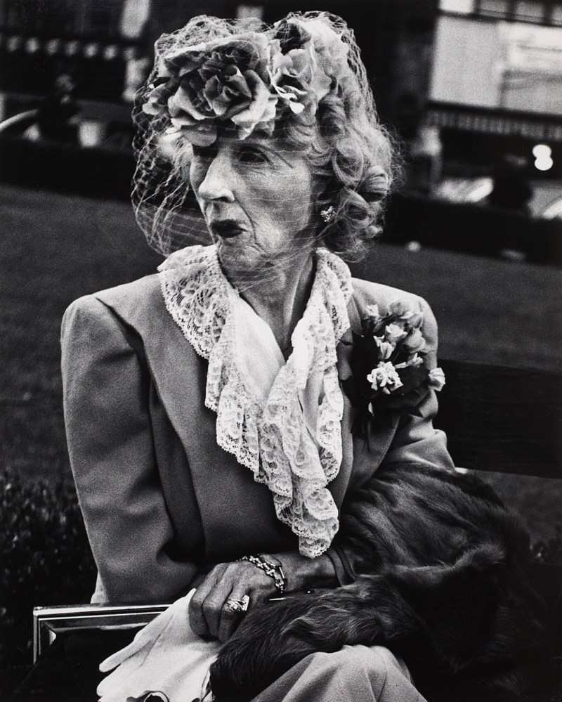 LISETTE MODEL: Learn From the Masters of Photography