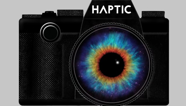 HAPTIC CAMERA any ANNETTE KIM