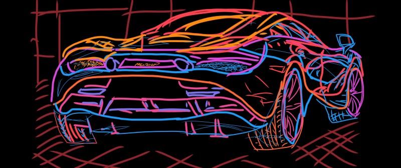 McLaren x ERIC KIM TRACE