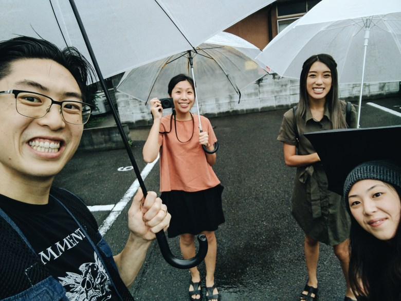 Family selfie. Kyoto, 2017. Google Nexus 6P and HDR+. Processed with VSCO with a6 preset