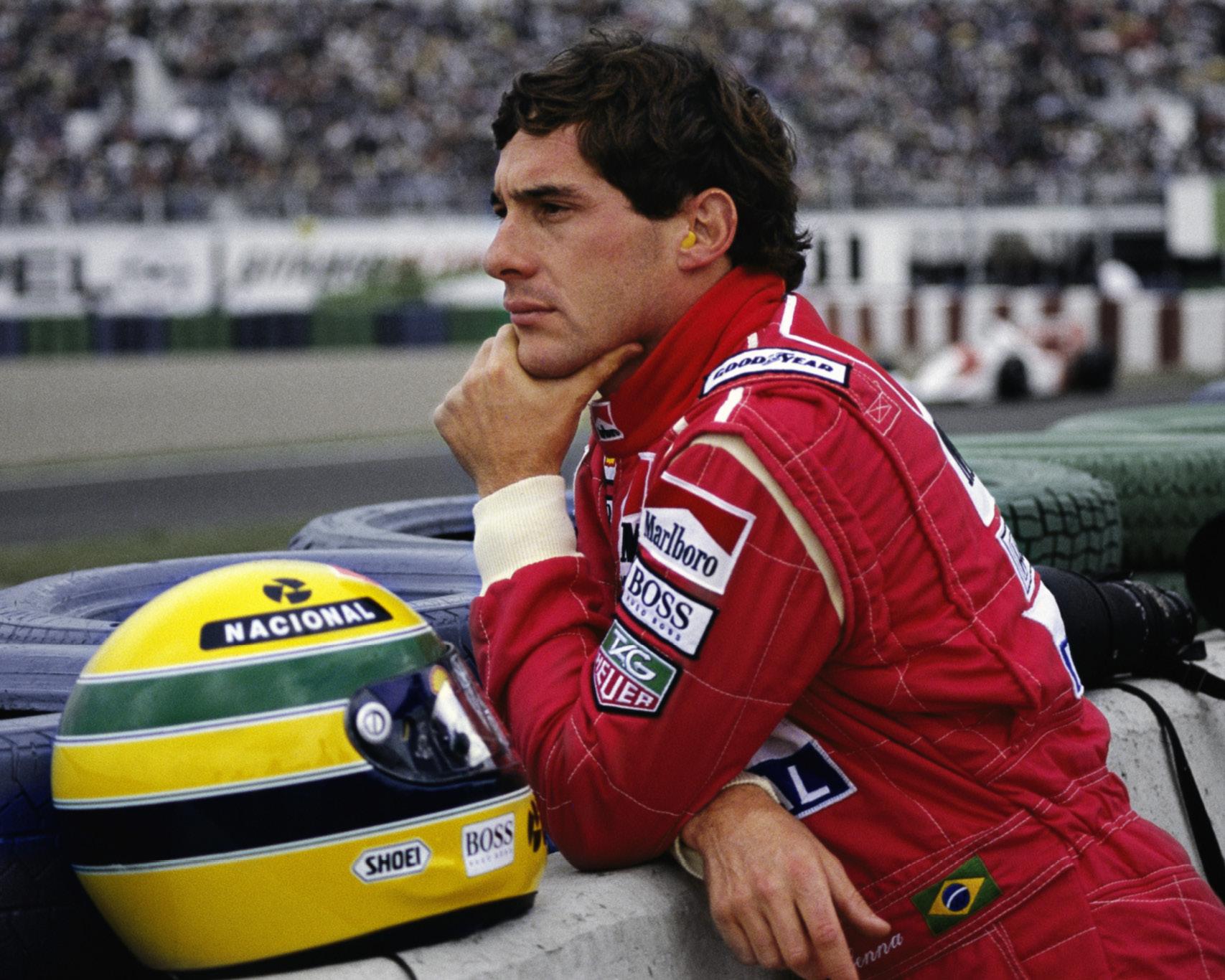 Life Lessons From Ayrton Senna