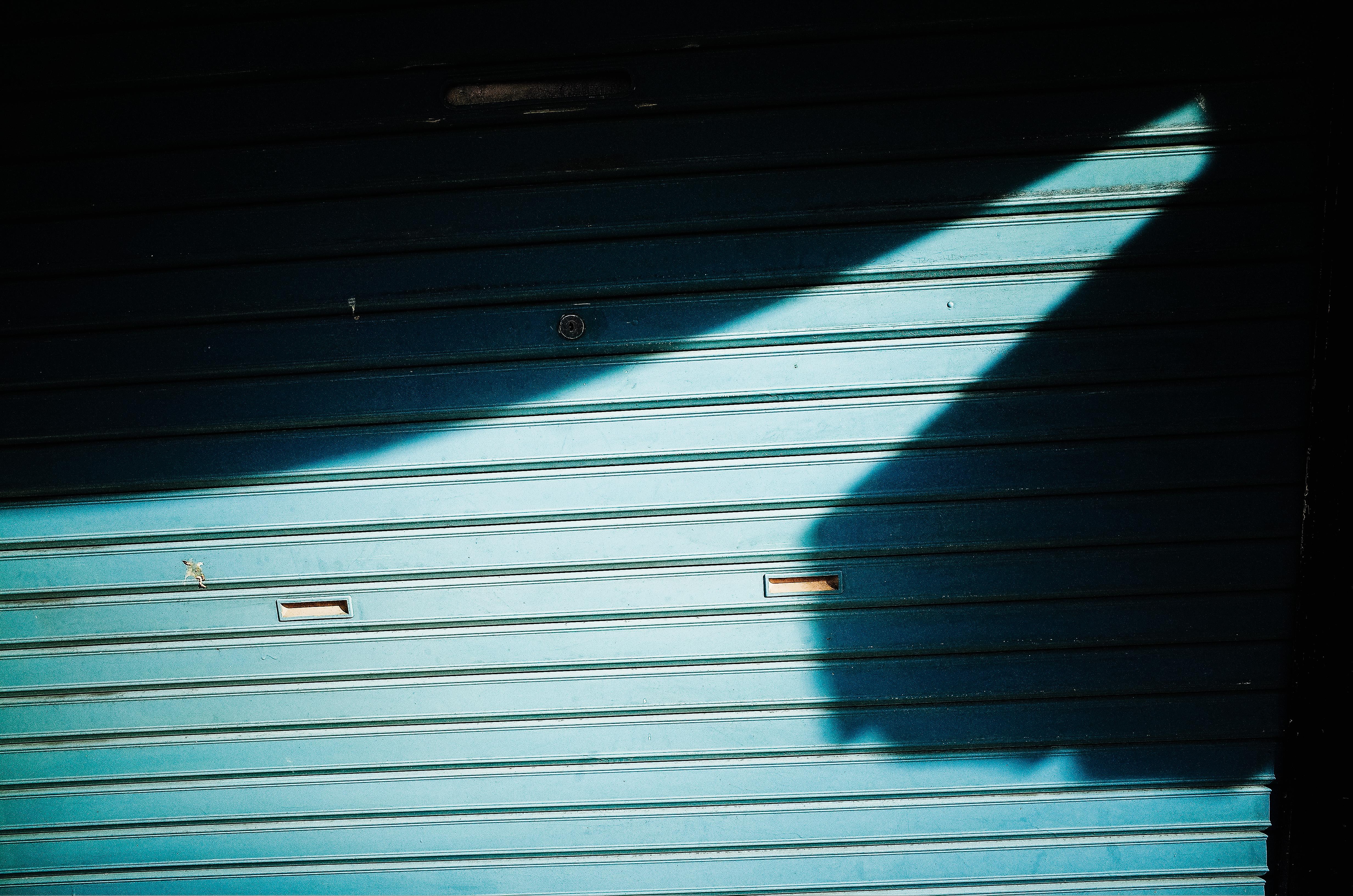 Abstract green shadow. Uji, Kyoto 2017