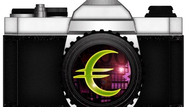 EURO CAMERA MONEY by ANNETTE KIM