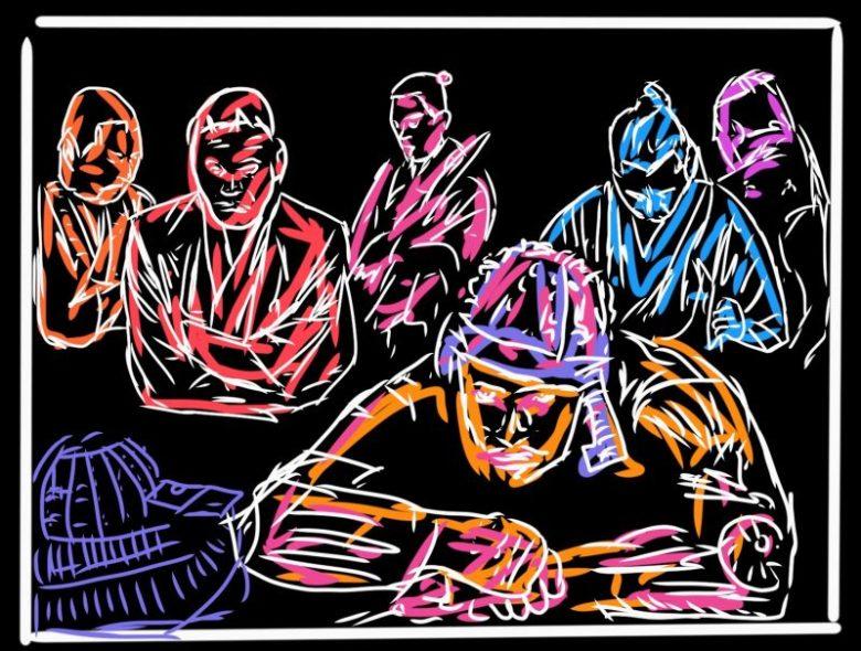 KUROSAWA x KIM / Seven Samurai