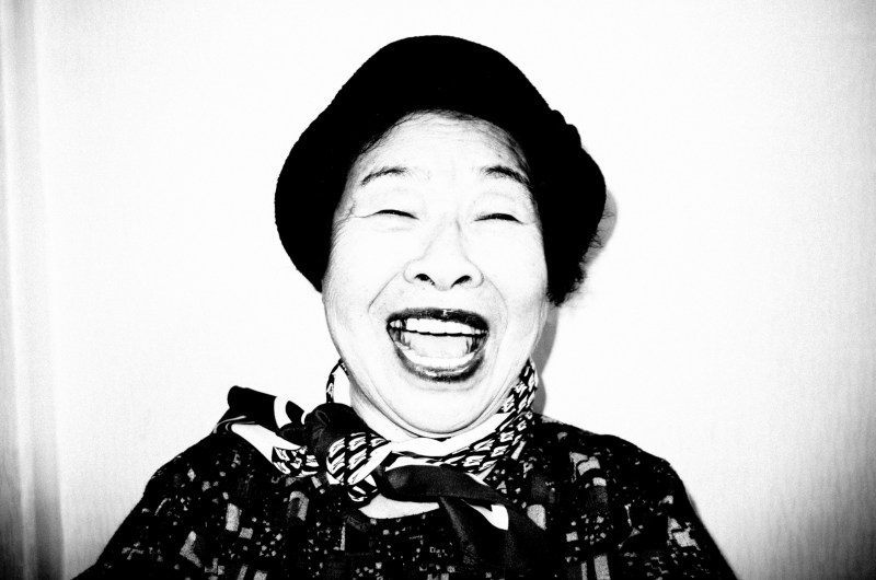 Laughter: One of the most dynamic emotions.
