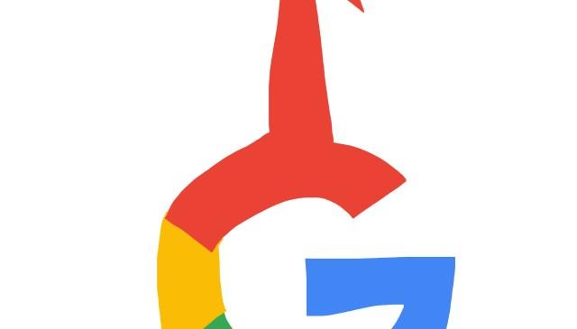 Google SEO UP ARROW