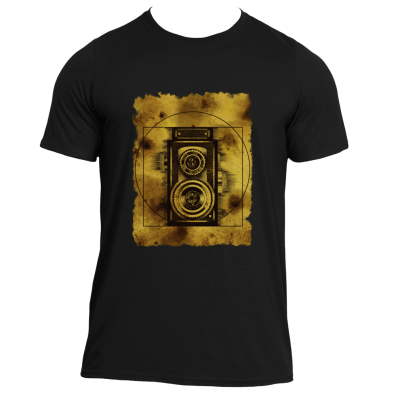 VITRUVIAN CAMERA MEN ARTWEAR