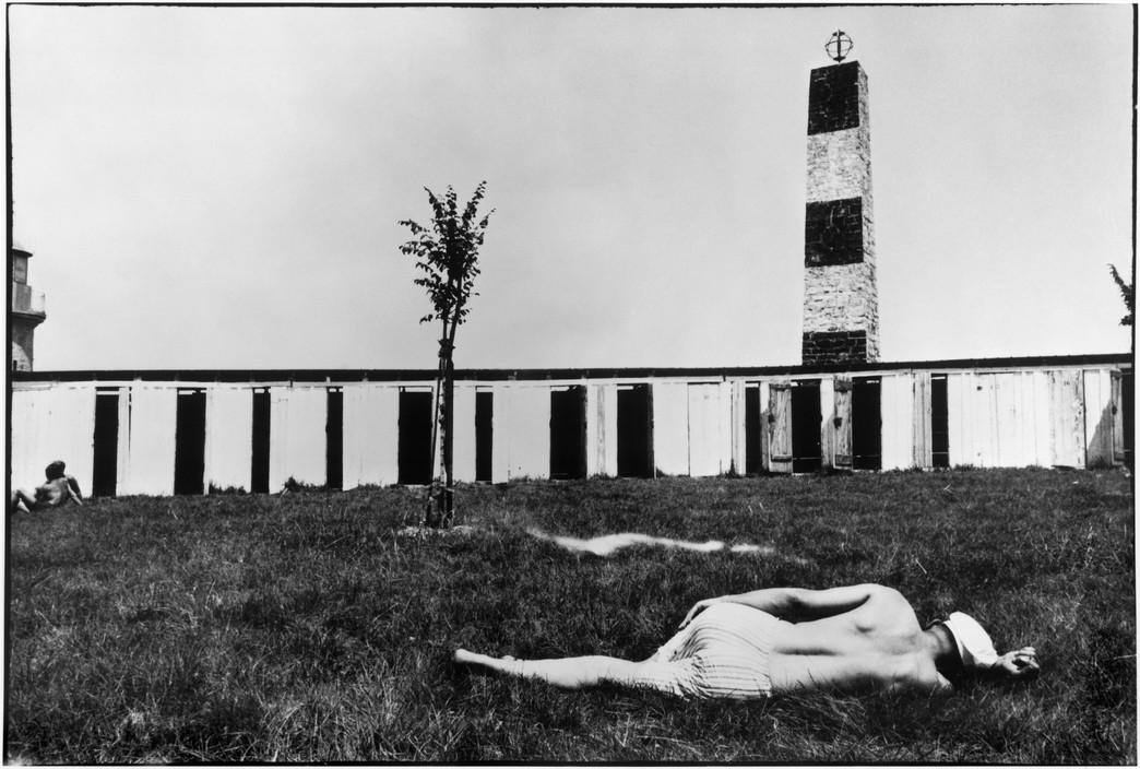 Henri Cartier-Bresson. ITALY. Friouli. Trieste. 1933.