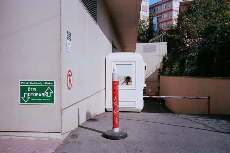 Street photo in Istanbul, 2013