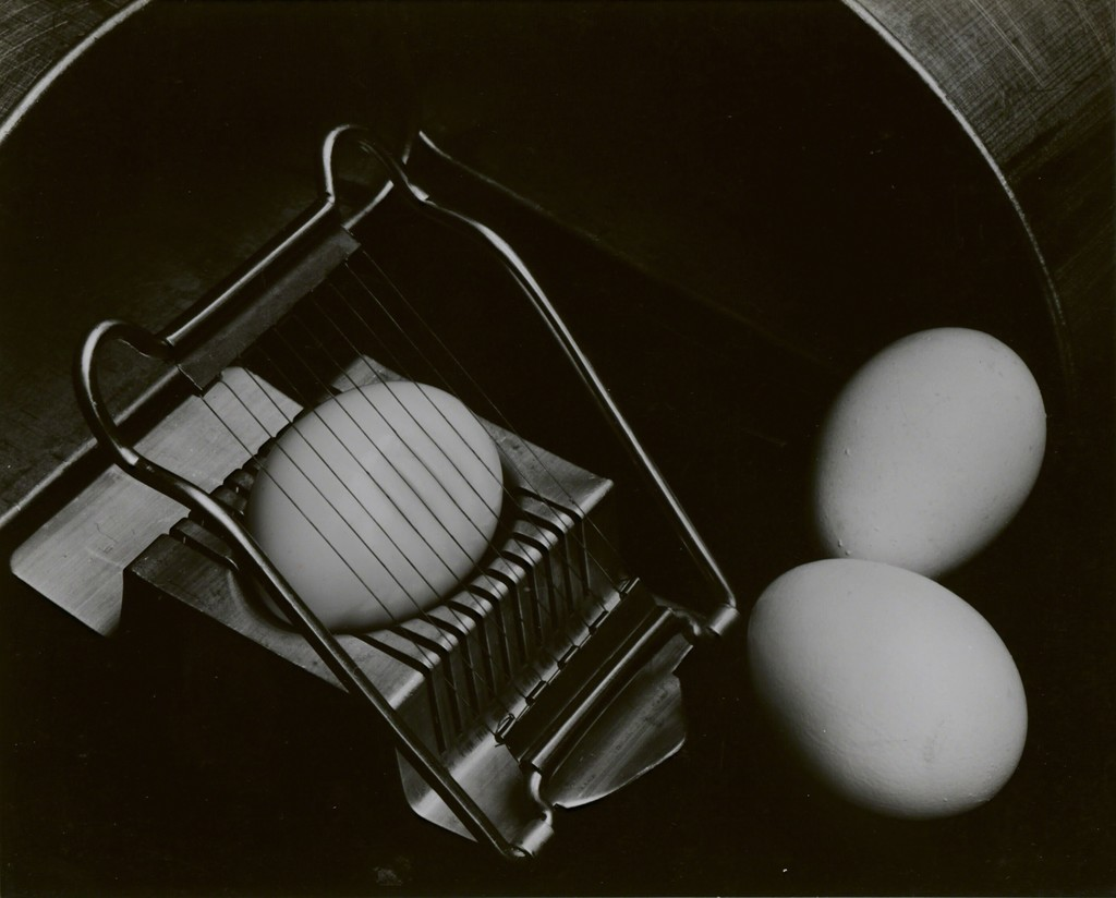 Egg by Edward Weston