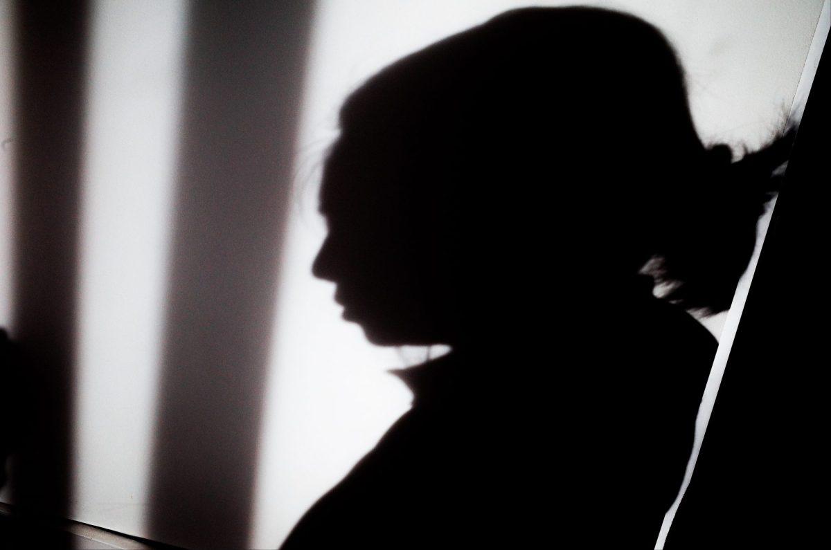 Cindy shadow. Lisbon, 2018