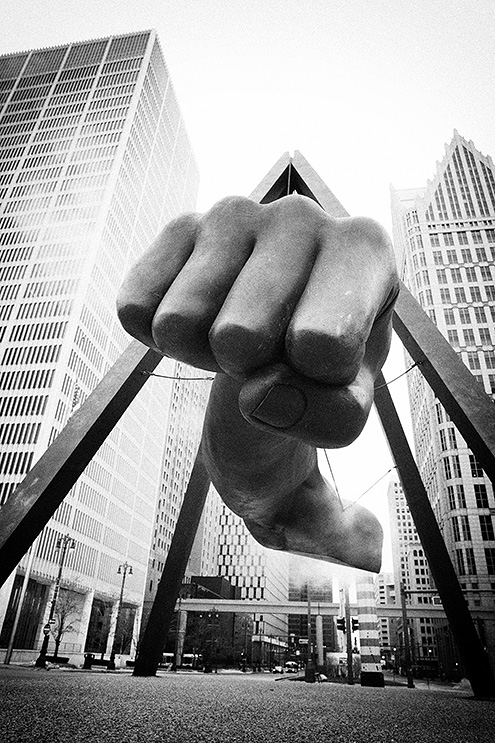 Fist of Detroit.