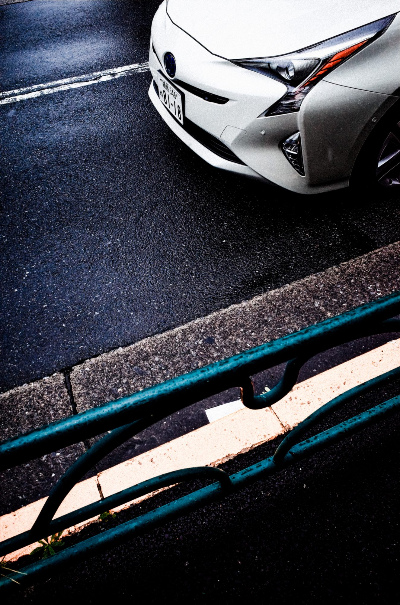 Toyota Prius. Tokyo, 2017