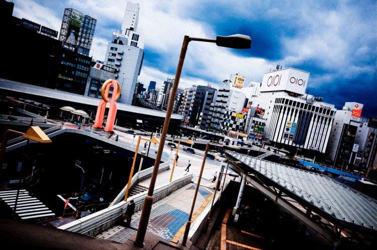 Tokyo urban landscape, 2017