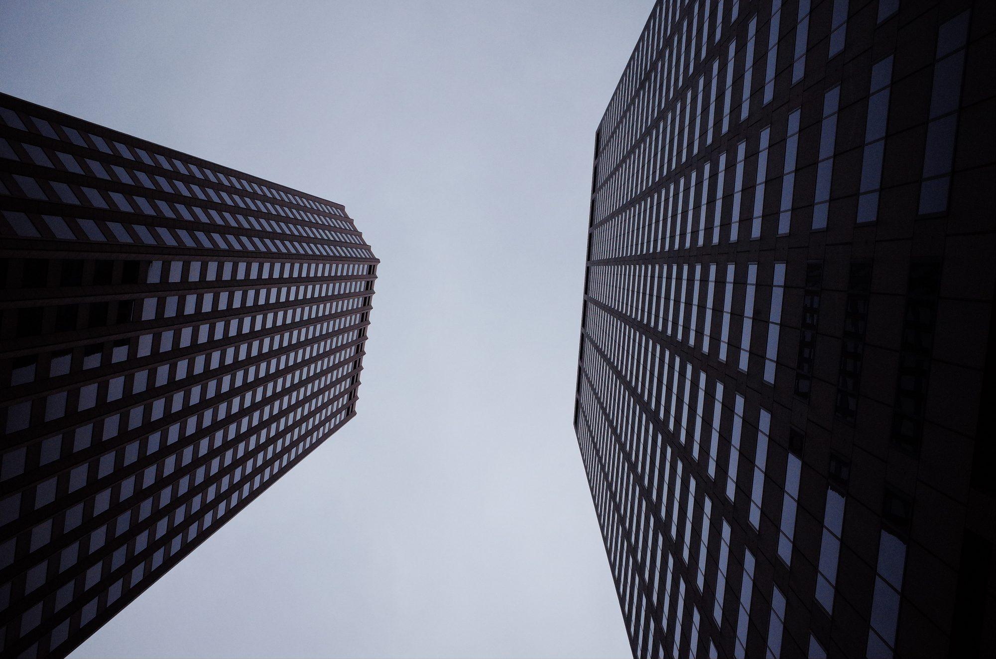 Boston skyscrapers architecture