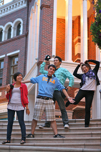 One of our PHOTO CLUB outings on Rodeo Drive, 2010.