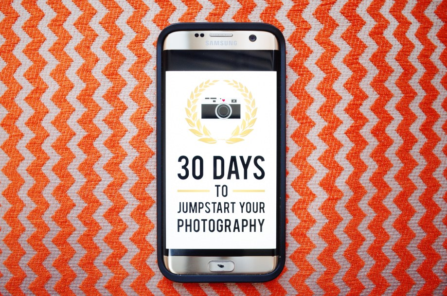 Inspire yourself with our new book: 30 DAYS TO JUMPSTART YOUR PHOTOGRAPHY