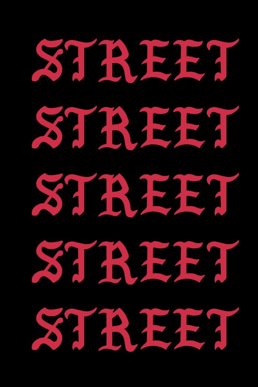 Street street street