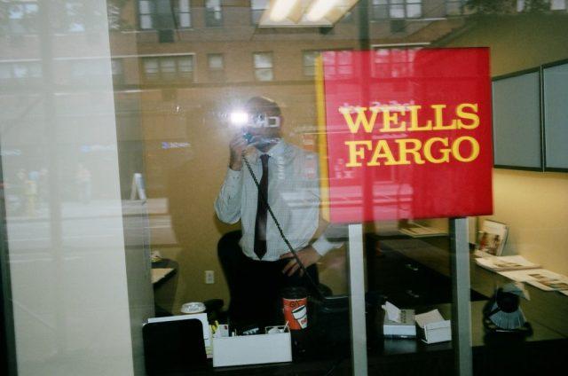 Eric kim Wells Fargo flash street photography nyc