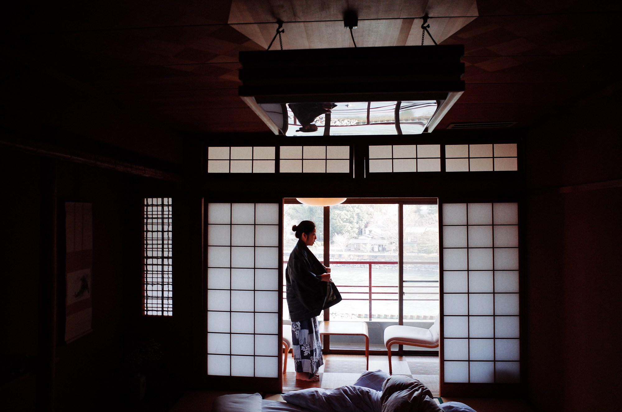 Ryokan. Uji / Kyoto, 2018 #cindyproject