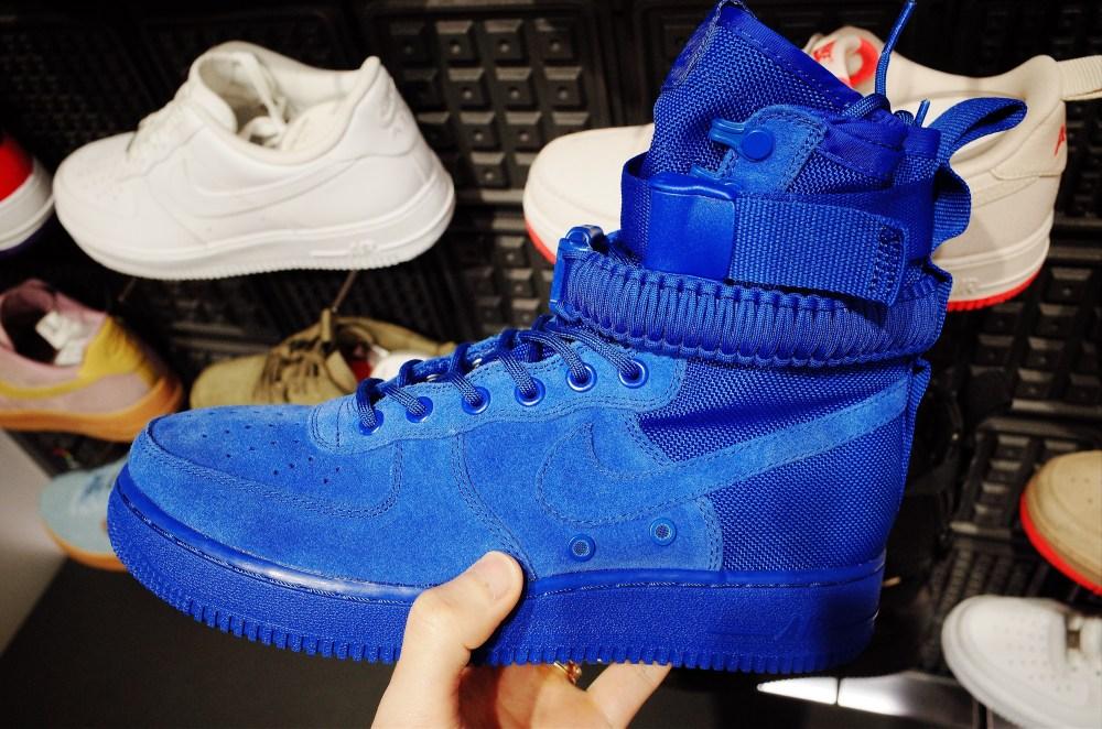 Nike Shoe Landscpaes