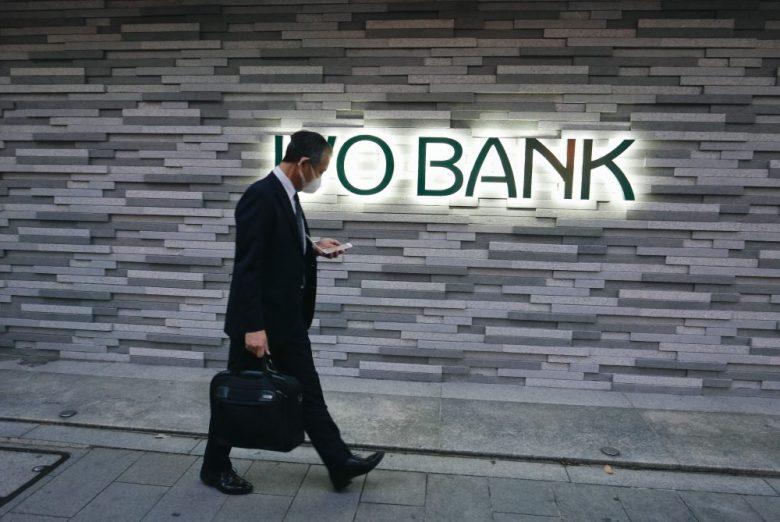 Bank walk
