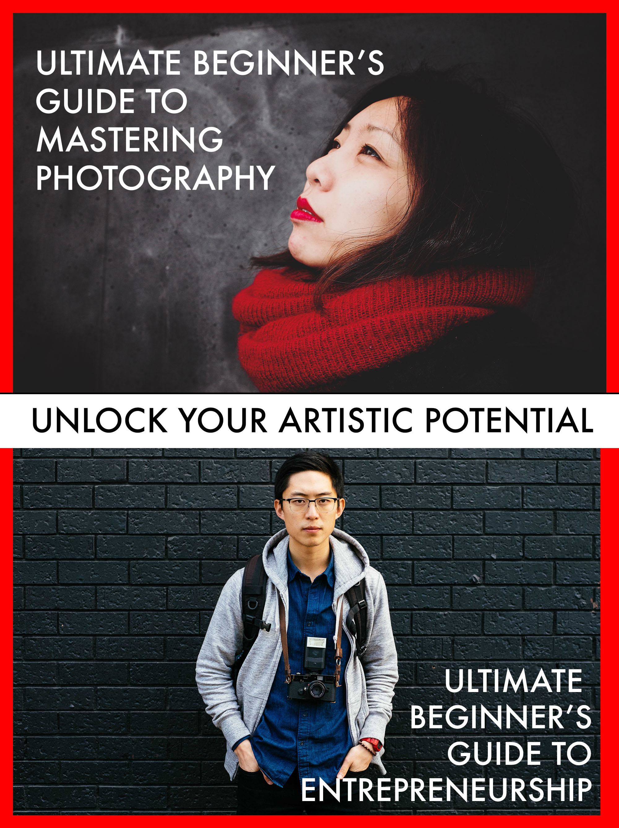 Unlock Your Artistic Potential: Enroll in Ultimate Beginner's Guide to Mastering Photography + Entrepreneurship on Udemy!
