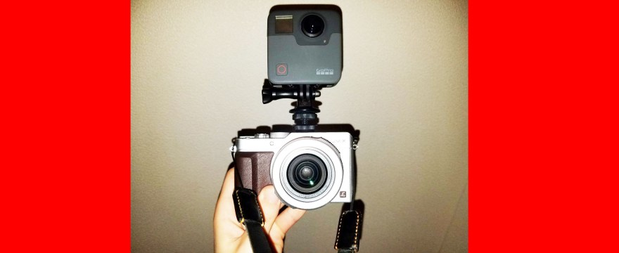 Why the GoPro Fusion, Virtual Reality, Augmented Reality, and 360 is the Future of Photography