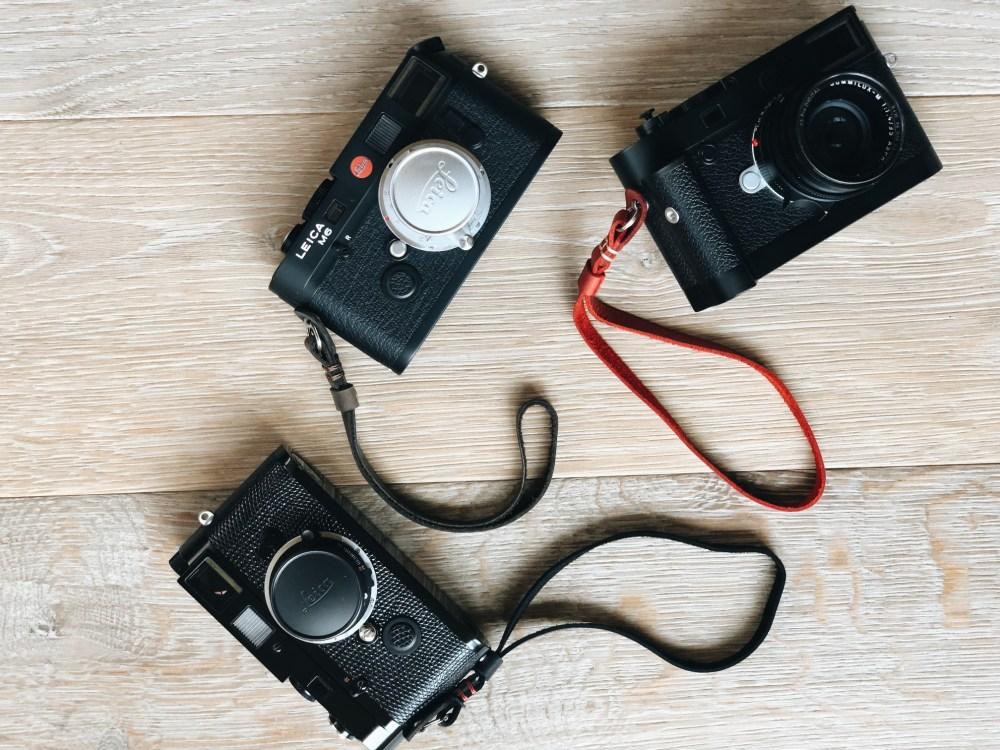 Leica x Henri Wrist Strap Chroma (by Luis Casadevall)