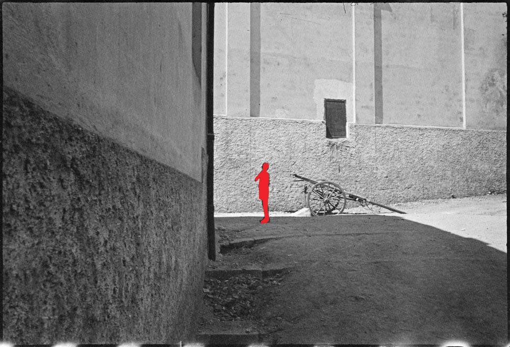 Henri Cartier-Bresson Compositions00026