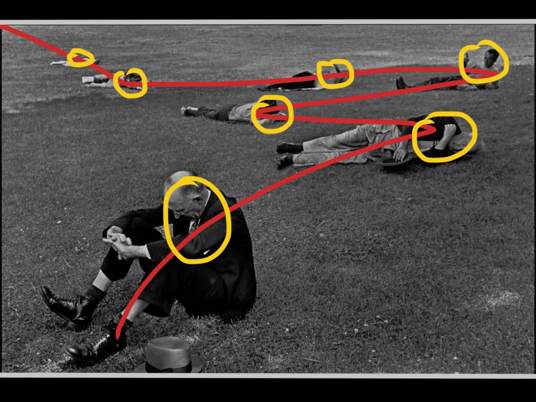 Henri Cartier-Bresson Compositions00097