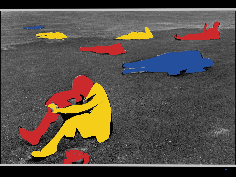 Henri Cartier-Bresson Compositions00099