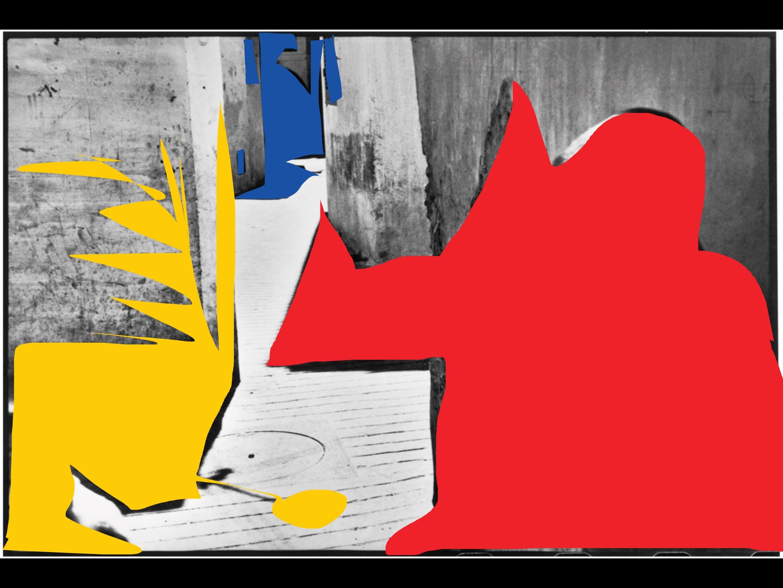 Henri Cartier-Bresson Compositions00203