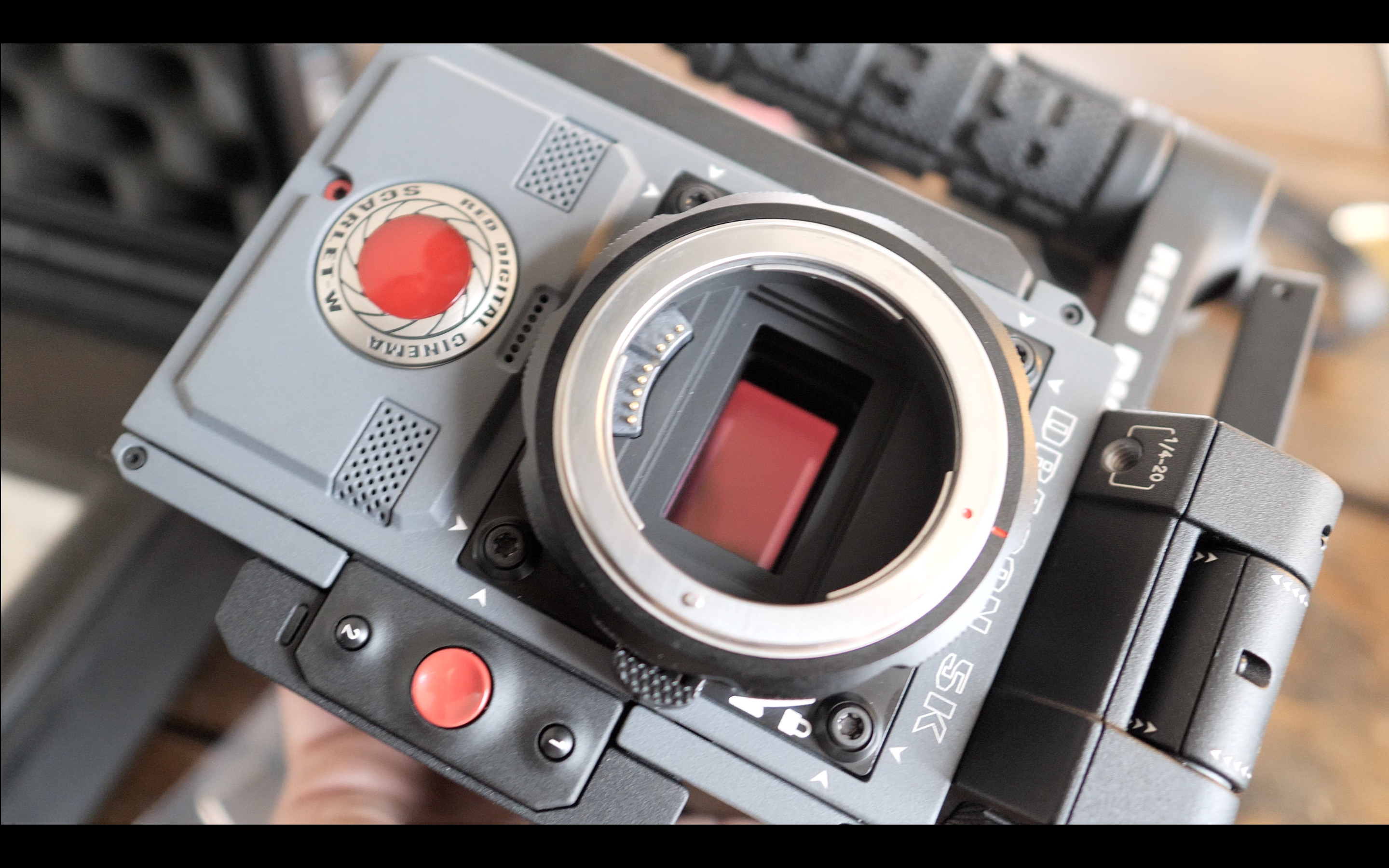 BIL BROWN: RED Cinema Camera Introduction for Beginners
