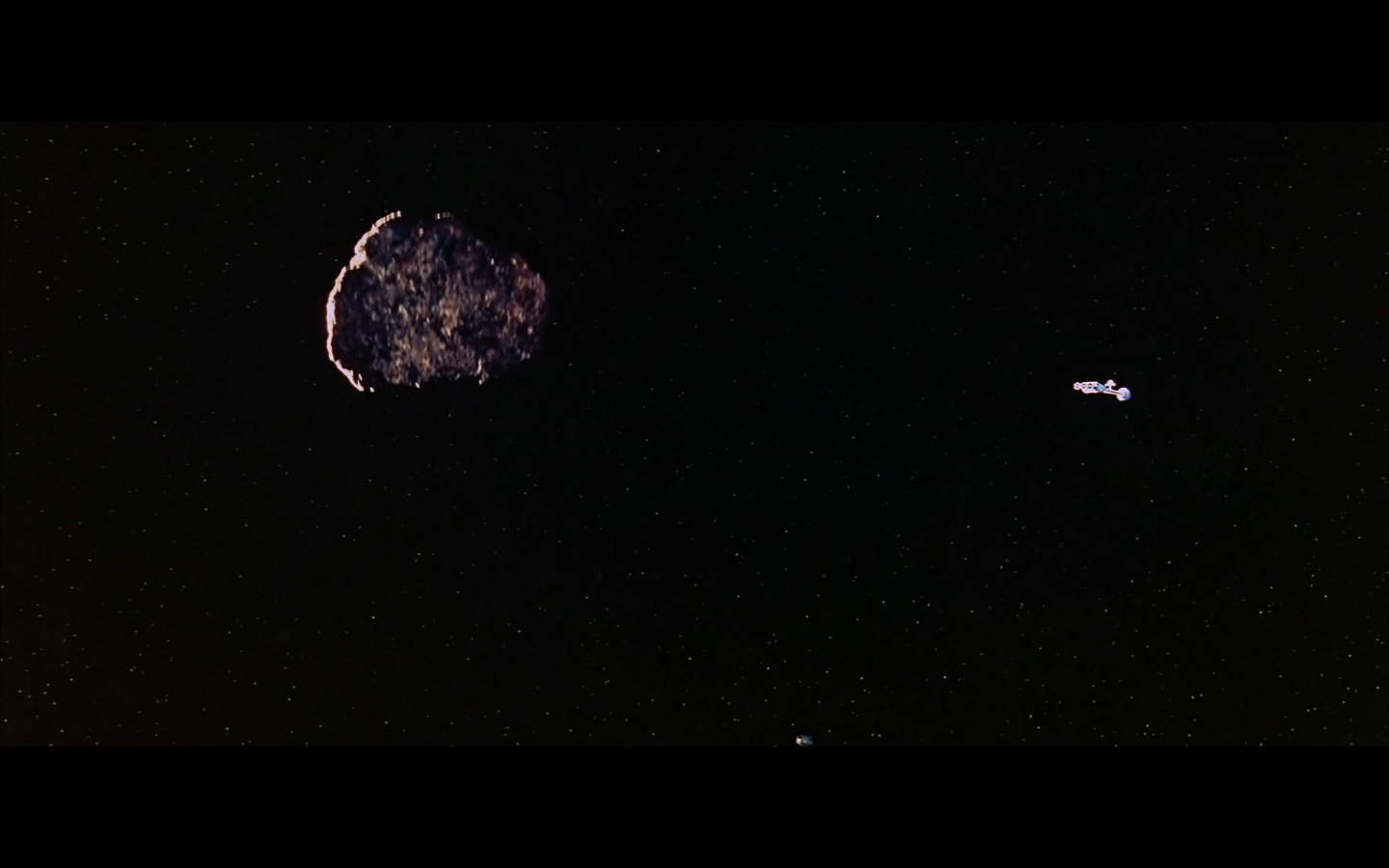 Space Parallax Space Odyssey-3