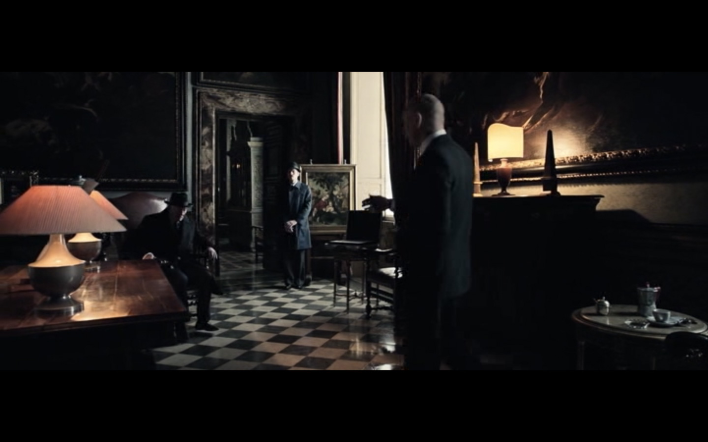 all the money in the world cinematography--25