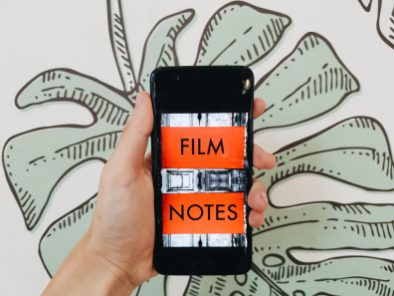 film notes mobile