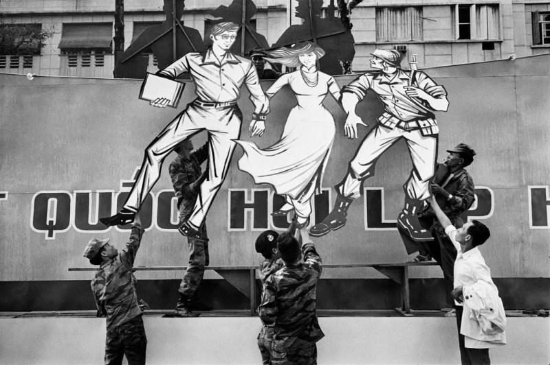 VIETNAM DU SUD. Saigon. 1966