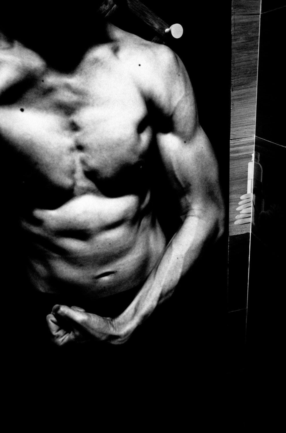 Eric kim muscle