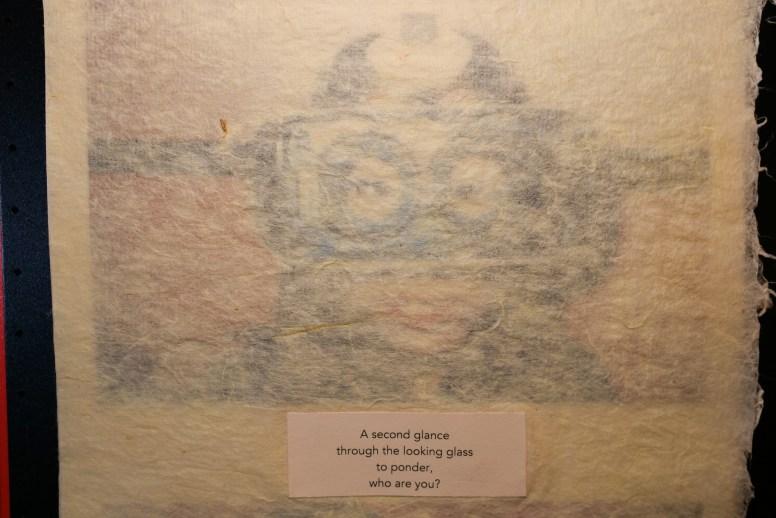 Paper ephemera and poetry