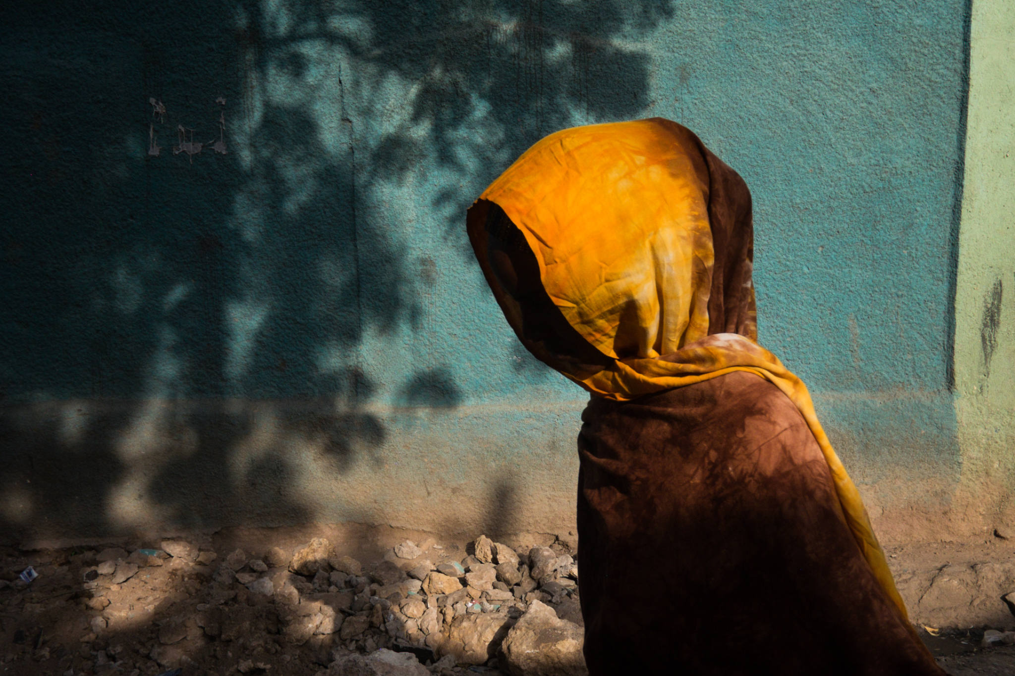 Ethiopia by Yves Vernin street photography color 18