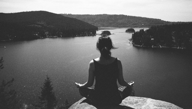 Cindy meditate Vancouver film