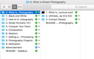 Street Photography Starter Kit Directory