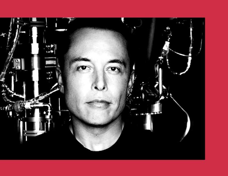 Elon Musk: one of my heroes