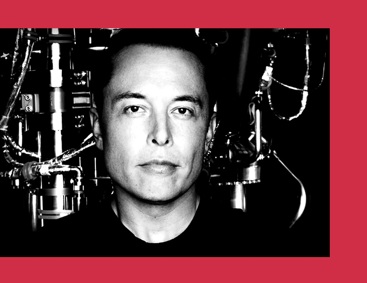 Elon Musk: one of my heroes