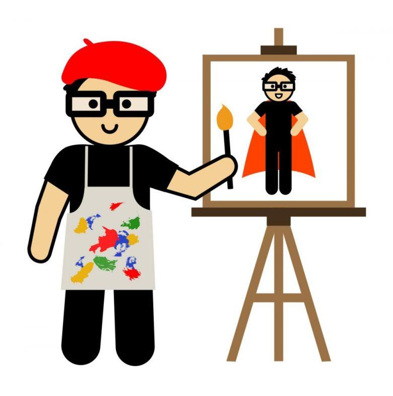 Eric kim artist